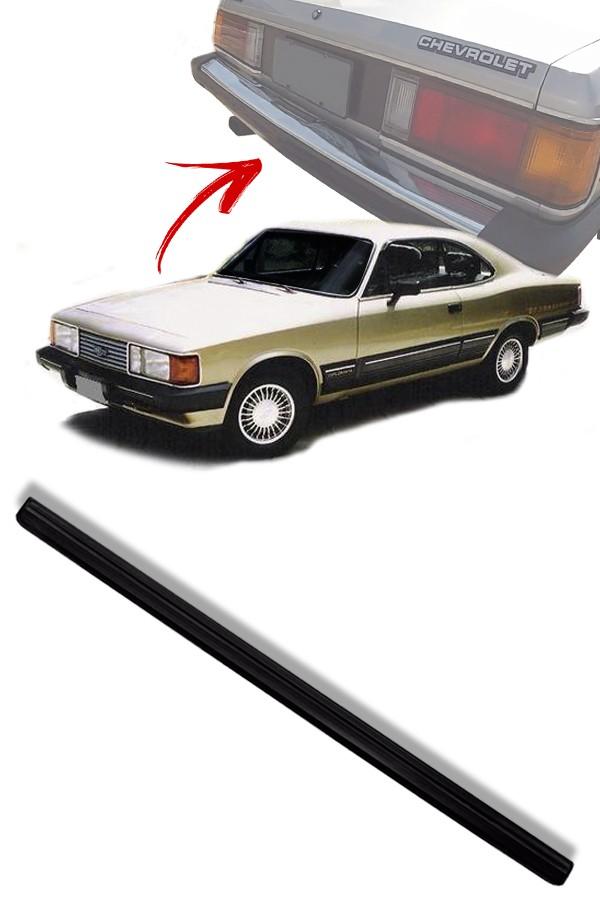 Friso Protetor de Para-Choque Traseiro Opala Diplomata 1985 até 1987  - Só Frisos Ltda
