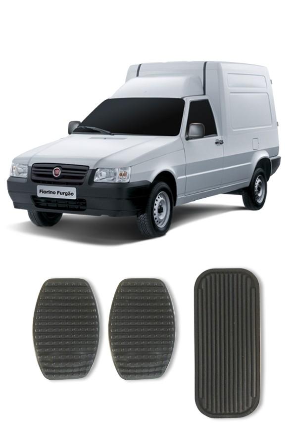 Kit Capa de Pedal Fiat - Fiorino, Elba e Prêmio