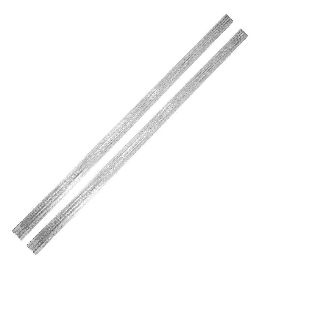 Kit Friso Opala  Vão de Roda 10pcs  - Só Frisos Ltda