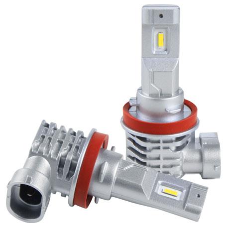 Kit Lampada Led s15 Nano H8 40W 6000k  - Só Frisos Ltda