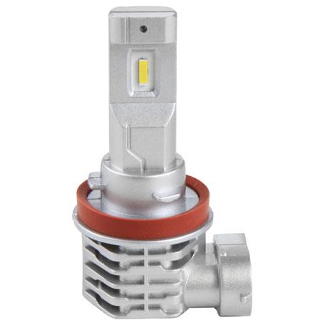 Kit Lampada Led s15 Nano H9 40W 6000k  - Só Frisos Ltda