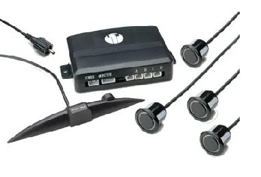 Sensor de estacionamento 4 Pontos com Display  - Só Frisos Ltda