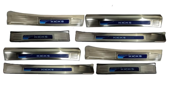 Soleira de Porta Nissan Kicks  - Só Frisos Ltda