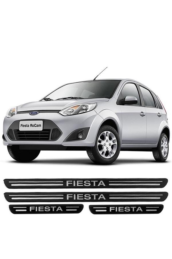 Soleira de Porta Resinada Ford Fiesta