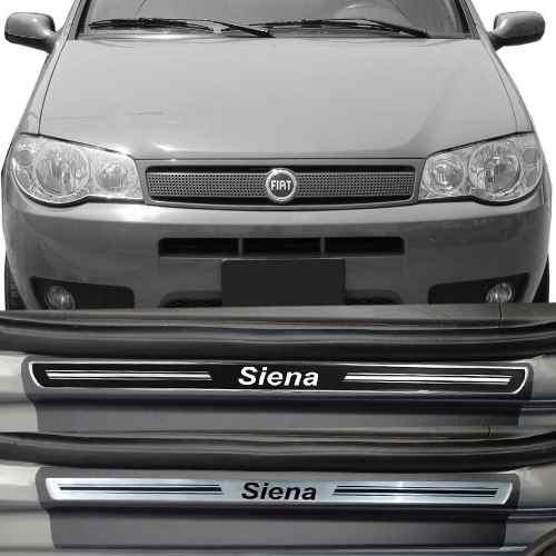 Soleira de Porta Resinada Fiat Siena