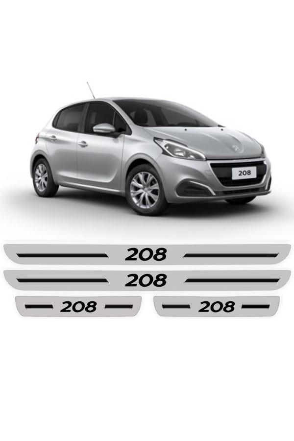 Soleira de Porta Resinada Peugeot 208