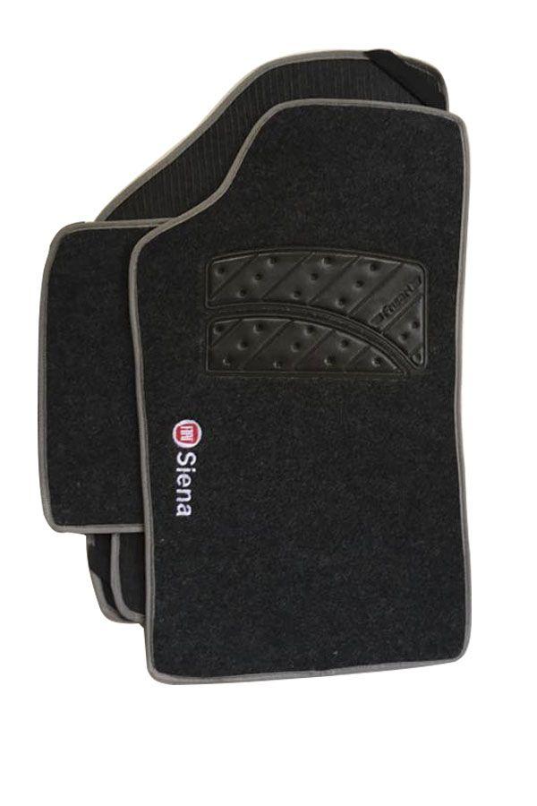 Tapete de Carpete Fiat Siena  - Só Frisos Ltda