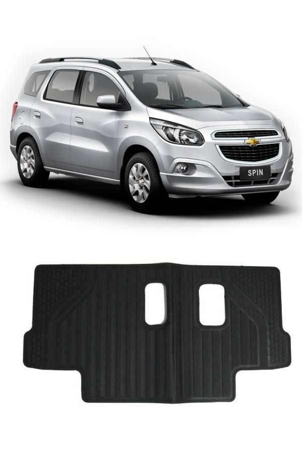 Tapete Traseiro Original Chevrolet Spin  - Só Frisos Ltda