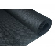 Tapete de Yoga - PVC Preto 5mm *Frete Grátis*