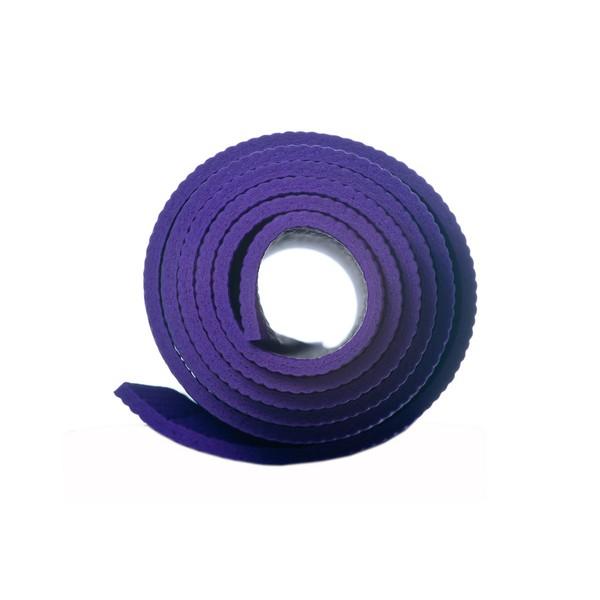 Tapete de Yoga - PVC Roxo 5mm *Frete Grátis Para Todo o Brasil*