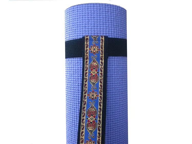 Alça para Tapete de Yoga Moksha - Azul