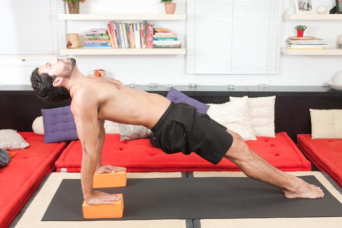 Bloco de Apoio para Yoga
