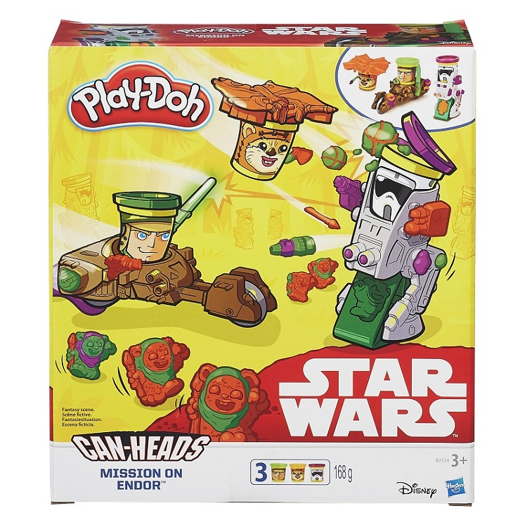 Play Doh Star Wars – Mission on Endor - Hasbro