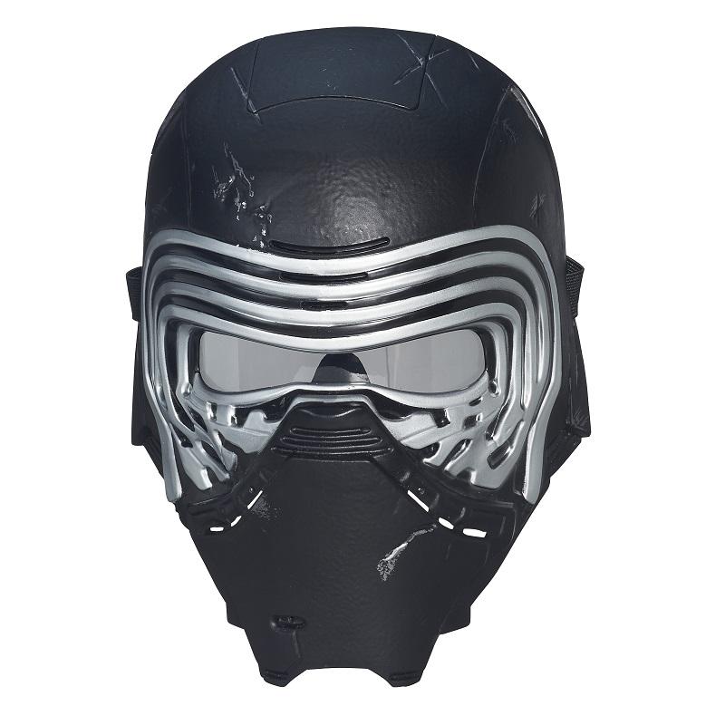 Star Wars EP VII  Mascara eletronica Kylo Ren - Hasbro  - Doce Diversão