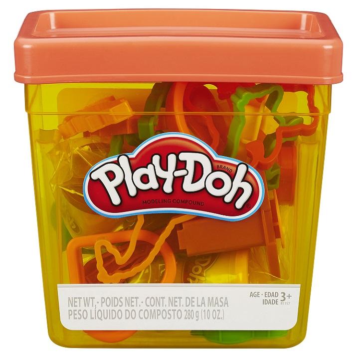 Potão Play Doh Balde de Atividades – 5 potes e ferramentas - Hasbro
