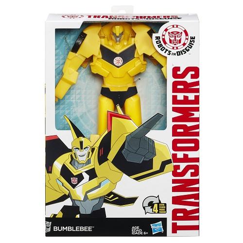 Transformers Ridisguise Titan Bumblebee 30 cm Hasbro