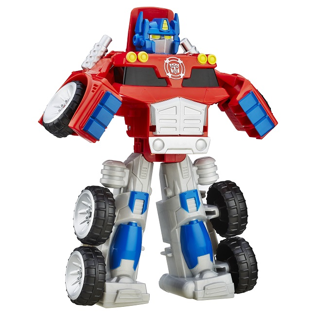 Playskool Transformers Rescue Megabots Optimus Prime – Hasbro