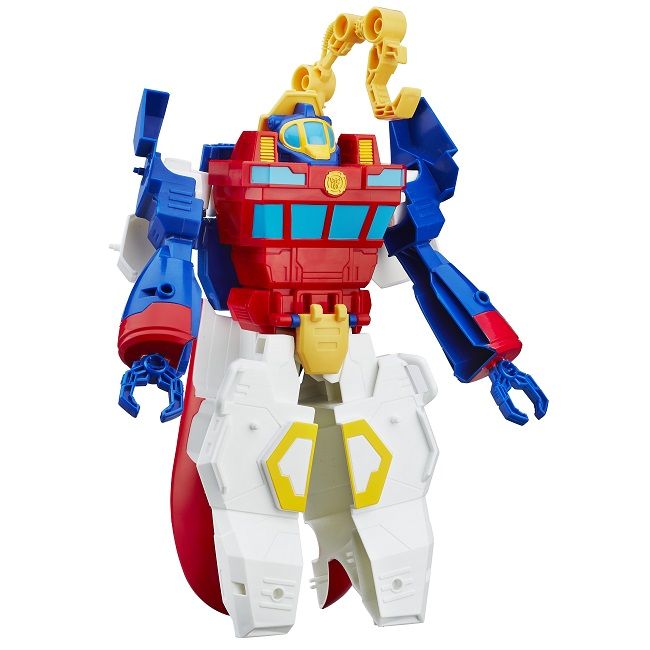 Playskool Transformers Rescue Megabots High Tide – Hasbro