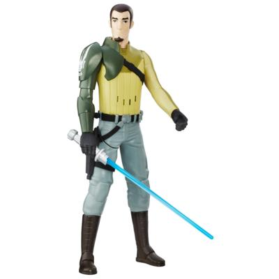 Boneco Eletrônico Star Wars Rebells Kanan Jarrus 30 cm -Hasbro