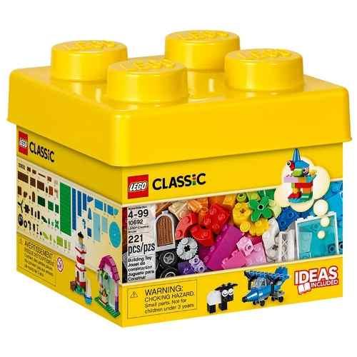 Lego 10692 Caixa Criativa Classic + Livro De Idéias - 221 pç