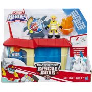Transformers Playskool Rescue Bots Oficina Griffin Rock – Hasbro