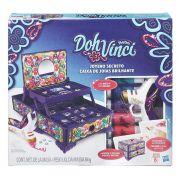 Play Doh Vinci Styler Caixa de Jóias Brilhante - Hasbro