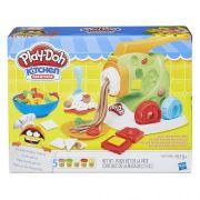 Massinha Play Doh Kitchen Fábrica de Macarrão  - Hasbro