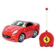 R/c Ferrari Califórnia Playgo Dtc   Corpo Macio Borracha