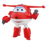 AVIÃO TRANSFORME SUPER WINGS - CHANGE UP- JETT - INTEK