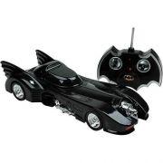 Carrinho R/C Batmóvel Batman Returns 7 Funções Bateria recarregável  Candide