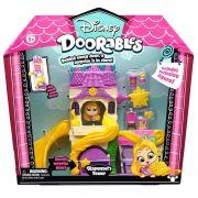 Doorables Disney Playset Torre da Rapunzel Com Personagem DTC