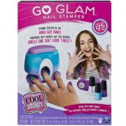 Go Glam Nail Stamper – Kit Máquina para Aplicação Pintura de Unhas – Sunny