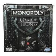 Jogo Monopoly Game Of Thrones Com Som - Hasbro