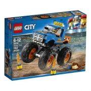 Lego 60180 City Monster Truck 192 peças