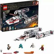 Lego 75249 Star Wars - Y-wing Starfighter Da Resistencia – 578 peças