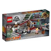 Lego 75932 Jurrasic World - Perseguição de Raptor No Parque Jurássico