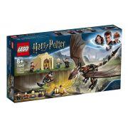 Lego 75946 Harry Potter - Torneio Tribruxo De Rabo Córneo Húngaro – 265 peças