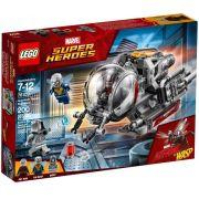 Lego 76109 Super Heroes Reino Quântico Homem Formiga E Vespa