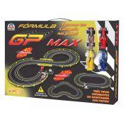 Pista Elétrica Fórmula Gp Max 3 Montagens De Pista 2,35 metros – Braskit