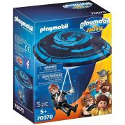Playmobil 70070 O Filme - Rex Dasher Com Páraquedas - Sunny