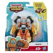 Playskool Transformers Rescue Bots Academy 2 em 1-  Brushfire 13 cm -  Hasbro