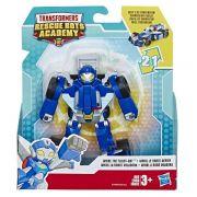 Playskool Transformers Rescue Bots Academy 2 em 1-  Whirl  14 cm -  Hasbro