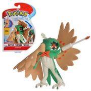 Pokémon Boneco De Batalha Lançador 11 cm Decidueye DTC