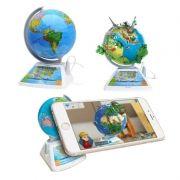 Smart Globe Discovery AR Com Caneta Interativa e APP - Fun