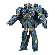 Transformers 5 Armadura de Cavaleiro Turbo Changer Megatron Hasbro