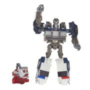 Transformers 6 Bumblebee - Energon Igniters Nitro - Barricade - Hasbro