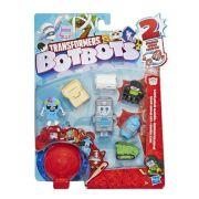 Transformers BotBots – Com 8 Bonecos - Galera Atleta - Hasbro