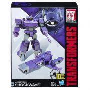 Transformers  Generations Cyber Decepticon Shockwave 17cm - Hasbro