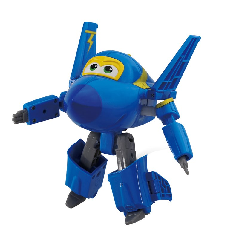 AVIÃO TRANSFORME SUPER WINGS - CHANGE UP- JEROME - INTEK