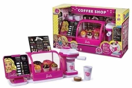 Barbie Cafeteria Fabulosa luxo - Fun